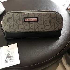 Brand NEW Calvin Klein Cosmetic Case!!